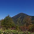 八子ケ峰より蓼科山