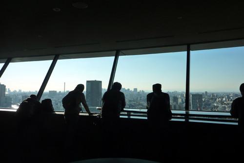 文京シビックセンター25階展望台