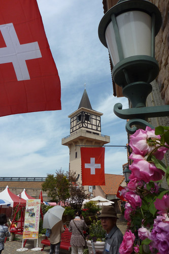 ハイジの村の塔