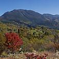 八子ケ峰より北横岳方面